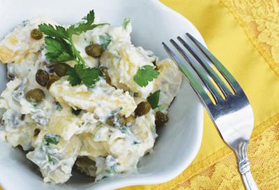 Celeriac Potato Salad