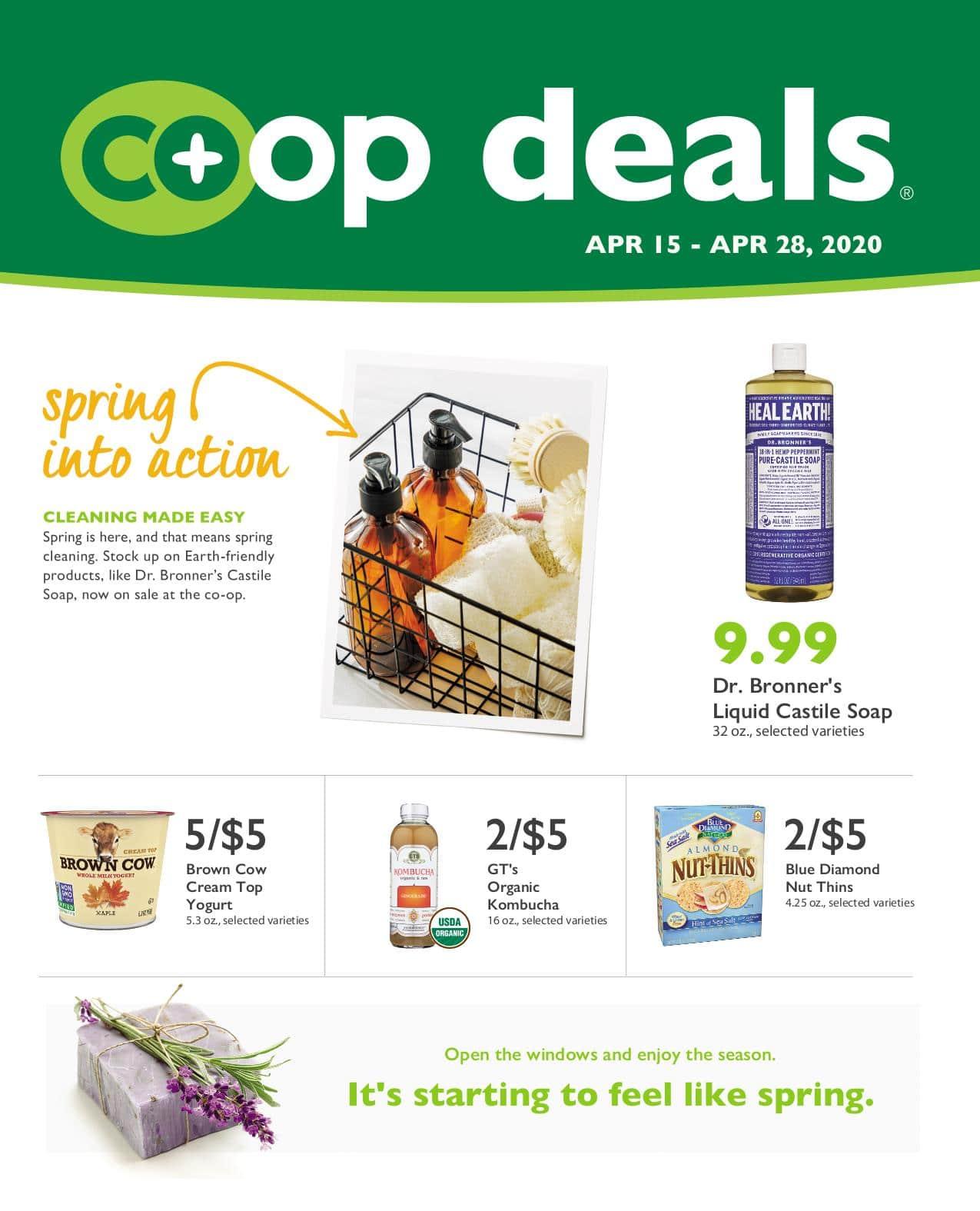 Co+op Deals Apr 2020 Flyer B