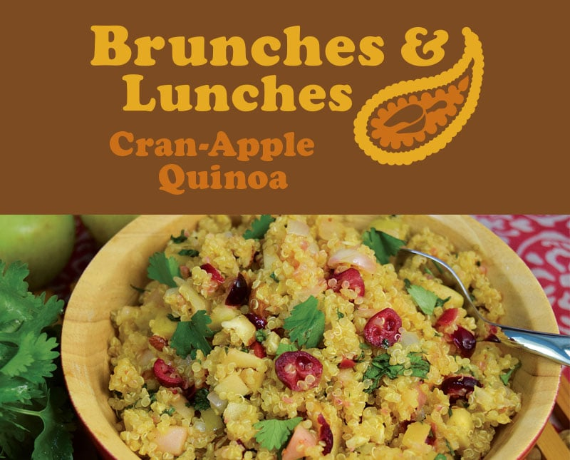 Cran-Apple Quinoa