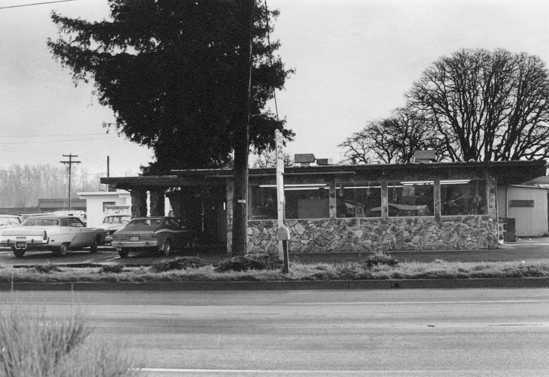 South Store in 1970s