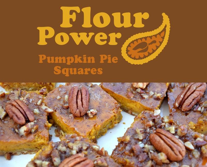 Pumpkin Pie Squares Featured