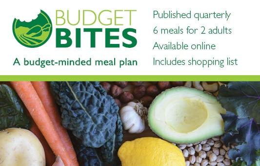 Budget Bites Quarterly