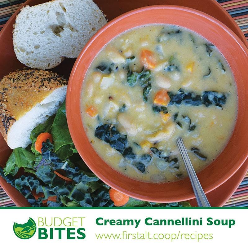 Creamy Cannellini Soup