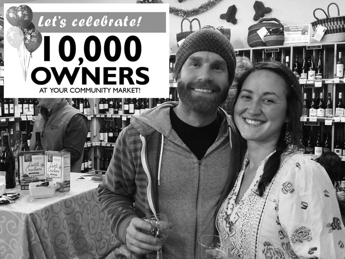 The 10,000th Owner Smiling with Partner
