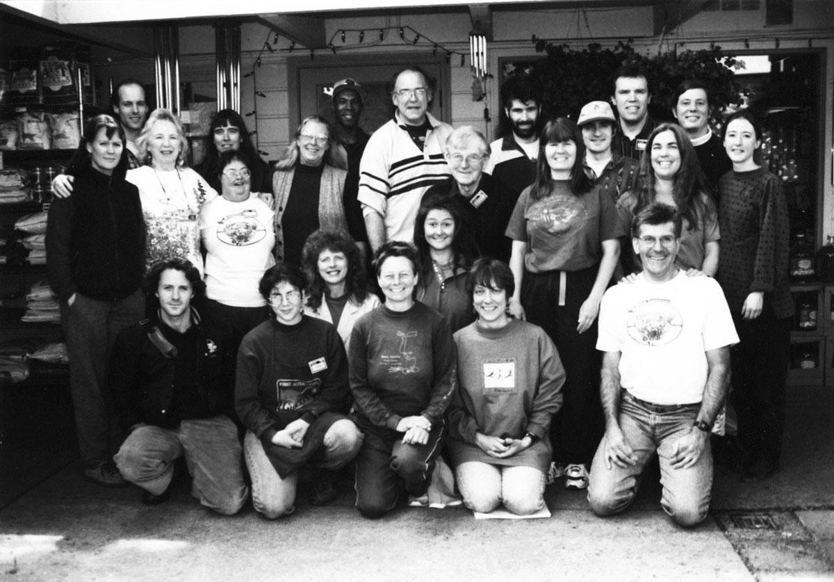 1990s Staff Photo