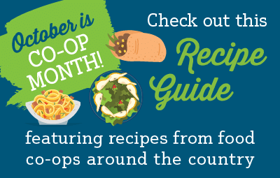 Co-op Month Recipe Guide